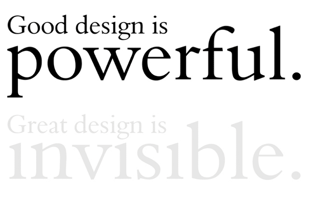 design is powerful